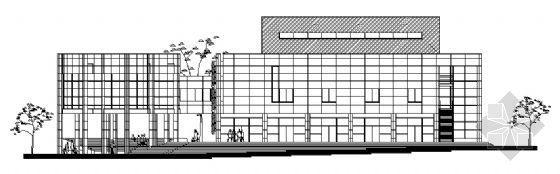 某市二层电影院建筑设计方案