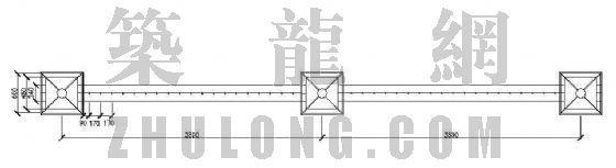 标准围墙详图(一)-2