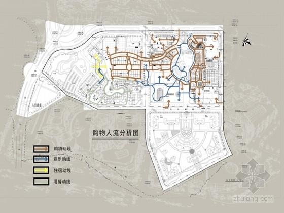[广东]主题购物中心景观设计方案(超详细、全面)