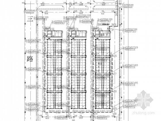 [辽宁]检疫除害处理区室内外给排水施工图