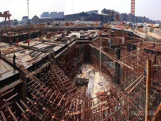 [上海]地铁建设施工组织设计390页(地下连续墙围护)