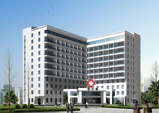 [毕业设计]2015年医院病房楼土建工程投标报价编制及造价指标分析