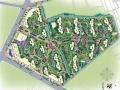 [合肥]欧式新古典主义风格浪漫居住区景观绿化设计方案