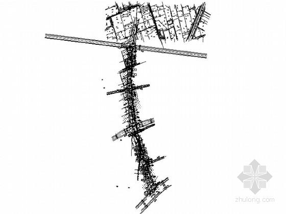 [湖南]市政道路工程施工图全套100张(含交通水电绿化)