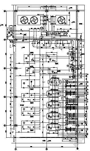 冷库机房氨系统设计图