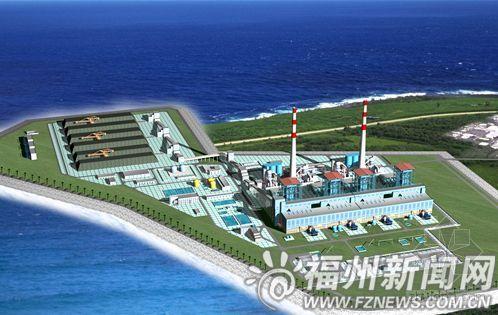 福州江阴某电厂主厂房施工组织设计