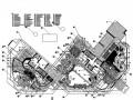 [深圳]普通住宅架空层及空中花园景观工程施工图