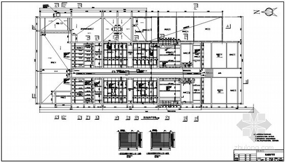某污水处理厂建筑结构施工图