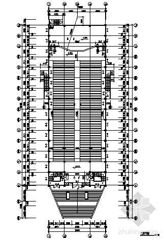 [哥特风格]教堂建筑方案图-3