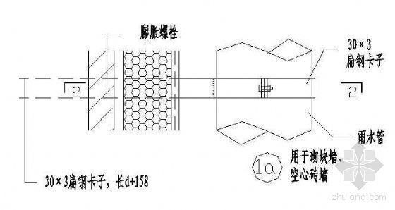 某工程聚苯板抹灰外墙外保温施工方案