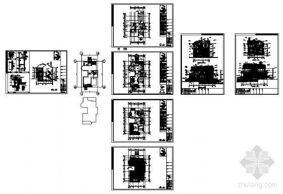 丹堤C区2、3、4、5、6号楼建筑施工图-3