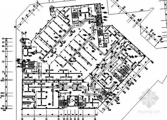 [湖南]高层商业综合楼空调设计施工图