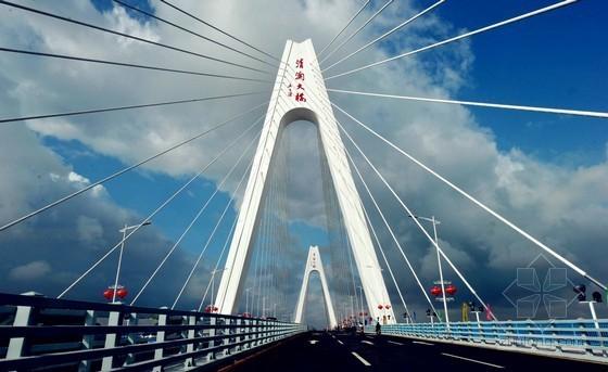 斜拉桥工程斜拉索安装技术方案(A3版式23页 配图丰富)