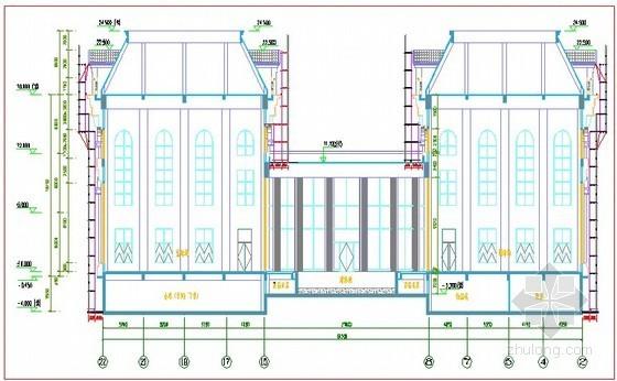 [广东]运动中心落地式钢管外脚手架专项施工方案(37.53m)