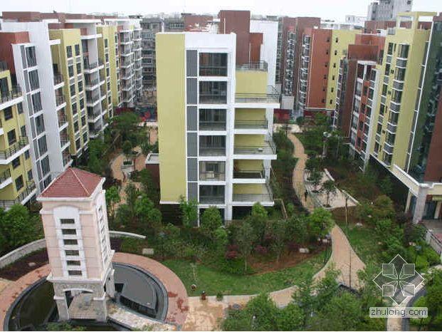 [江西]丰城某新加坡现代建筑风格大型组团项目设计分析