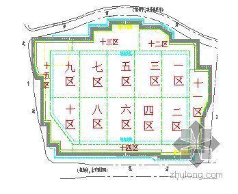 广州某运动员公寓土方开挖及回填施工方案(机械开挖)