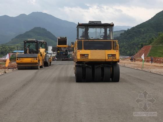 高速公路工程施工总结报告