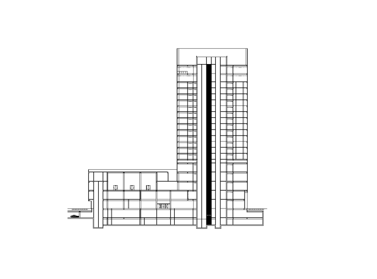 UA城的平凡建筑资料下载-[浙江]复城国际中心居住区建筑施工图设计