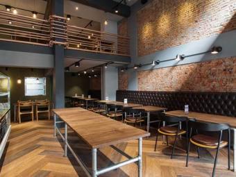 台北帅气的咖啡厅