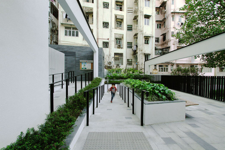 香港百子里公园景观设计_7