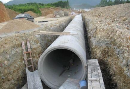 市政管道排水通病