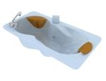 舒适浴缸3D模型下载