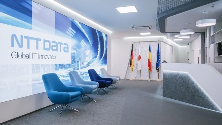 罗马尼亚NTT Data办公室