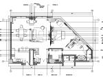 400平方酒店设计施工图(附效果图)