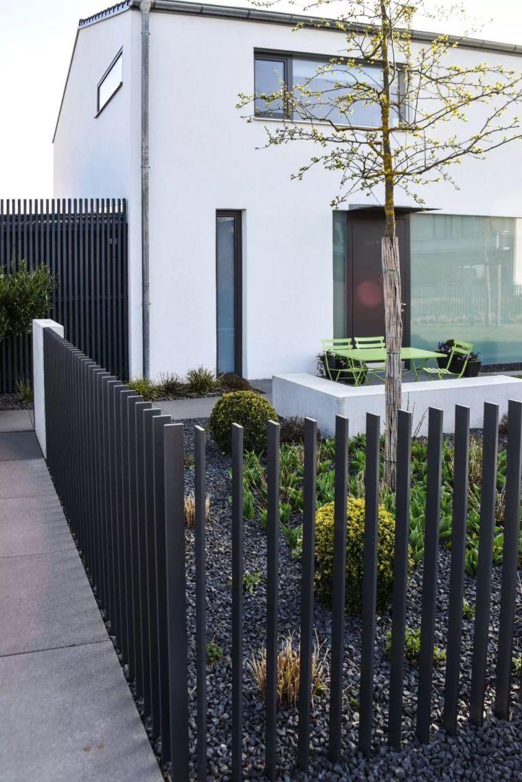 用心设计过的围墙,能让你家小院瞬间与众不同!_21