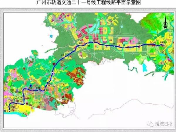 广州地铁又有新进展!未来潇洒穿越5区不是梦!