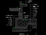 地下防水及其他大样CAD图纸