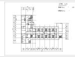 韶关粤北第二人民医院传染病房楼设计方案及施工图(21张)