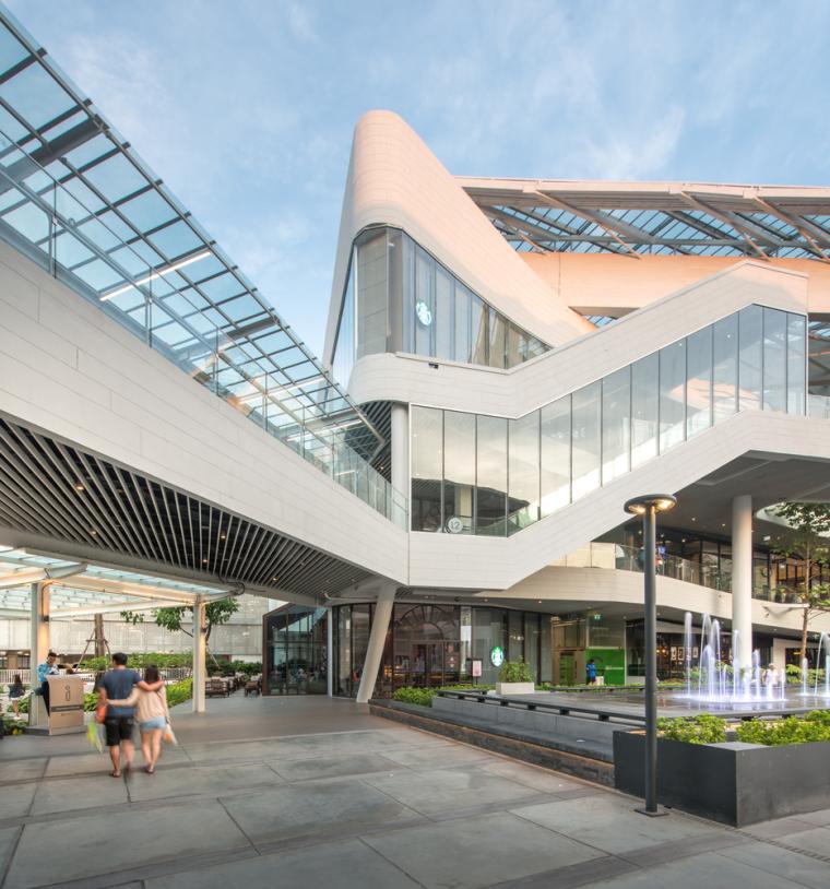 泰国Megabangna山谷购物中心实景图 (5)