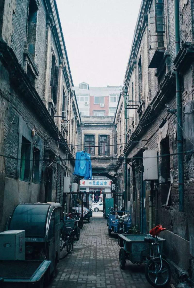 """北京""""最上海""""的建筑,距今已有百余年,或將成為博物館_4"""