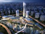[上海]绿地集团事业部甲级智能化办公楼概述
