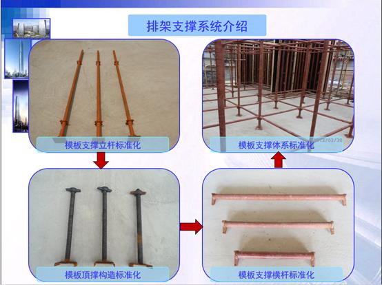 承插型盘扣式模板支撑体系应用案例(附图丰富)