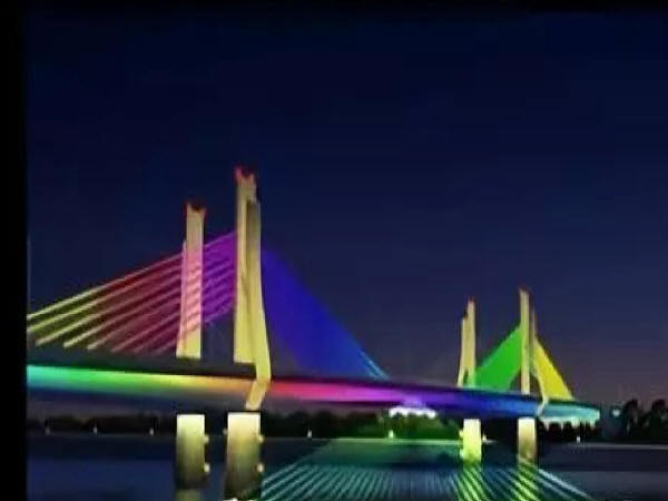 桥梁景观亮化设计在城市夜景照明中的作用