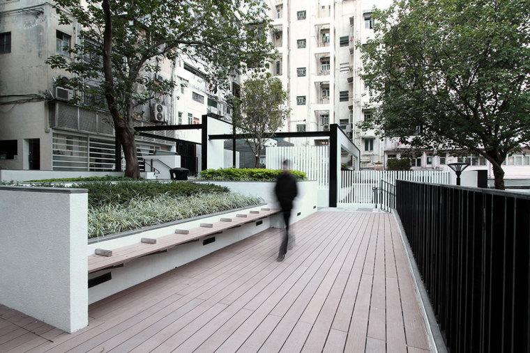 香港百子里公园景观设计_8