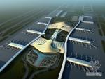 [合集]3套现代风格机场航站楼建筑设计方案文本