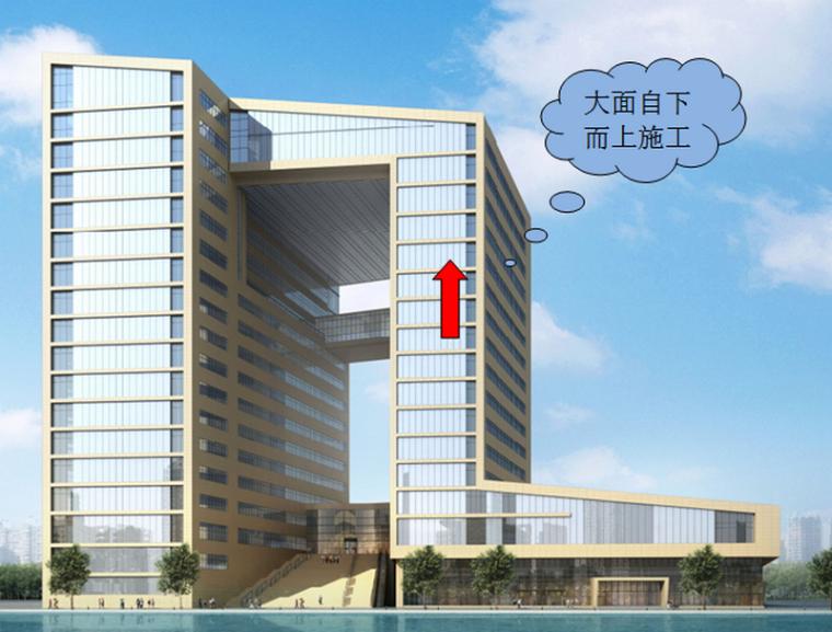 [天津]服务中心项目4万平米幕墙工程施工组织设计(450页,附图)