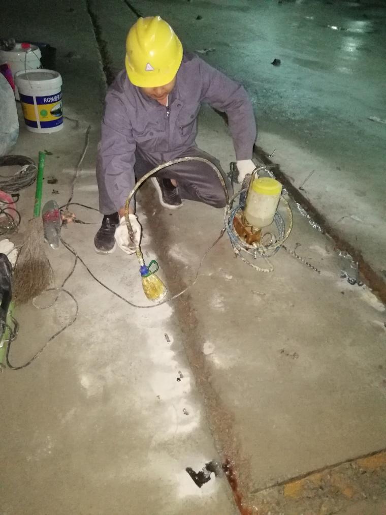 地下室后浇带渗漏相关概述及堵漏材料选择