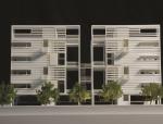现代风格高层华侨城中央花园式住宅建筑方案文本