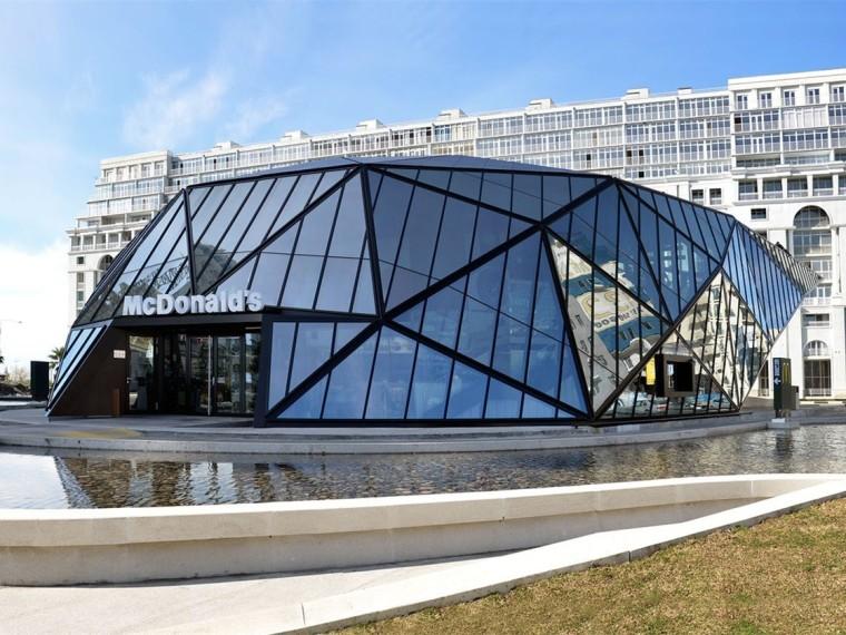 格鲁吉亚多功能商业建筑-1