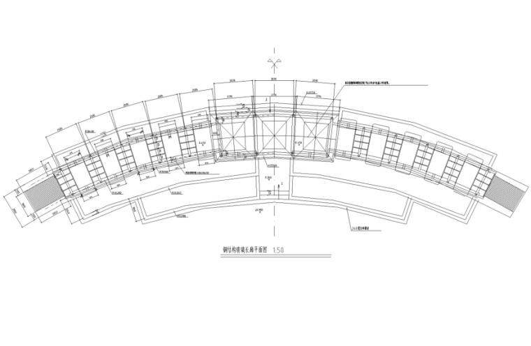 亭廊花架施工大样细部CAD图集(50例)