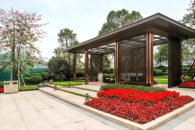50款|各式新中式景观亭设计_34