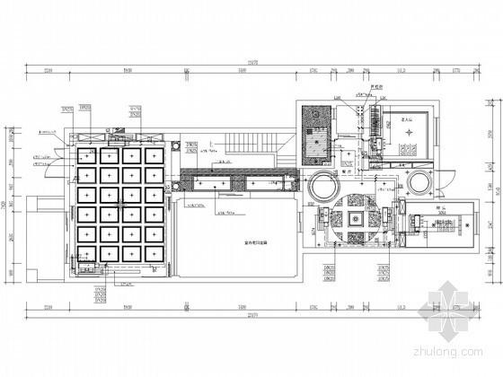 [杭州]别墅地源热泵中央空调系统施工图