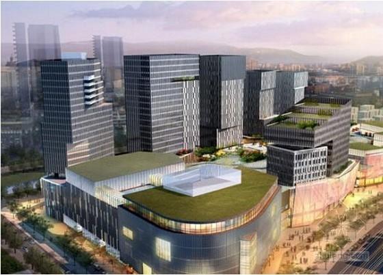 [上海]多功能城市综合体项目弱电分包工程招标文件774页(合同技术规范超详细)