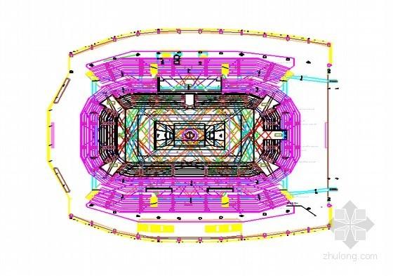 [山西]体育馆工程智能照明施工技术汇报(附图)