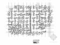 [福建]地上七層框架結構圖書館結構施工圖(含鋼結構)
