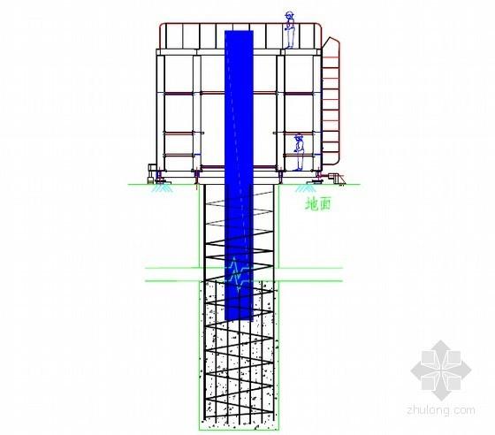 高强度岩层中型钢立柱施工关键技术(成孔 安装定位)
